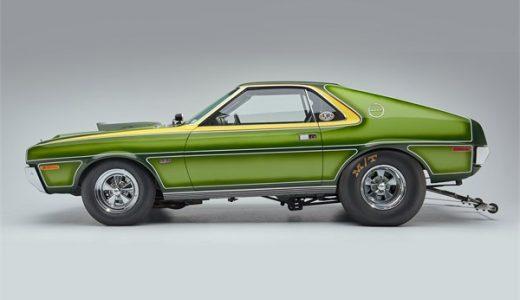 Mad AMX: Mike Loboda's 1970 AMC AMX