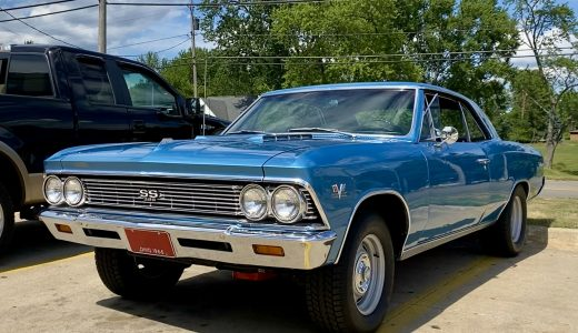 Lot Shots Find of the Week: 1966 Chevy Chevelle SS 396