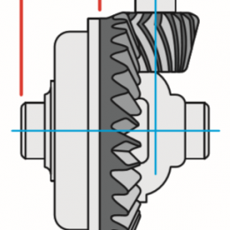 GM Differential Ring Pinion Size Measurements