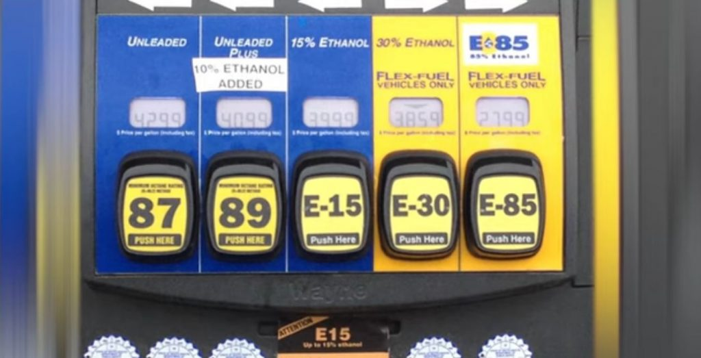 Video: Is Flex Fuel Just Another Name for Ethanol?