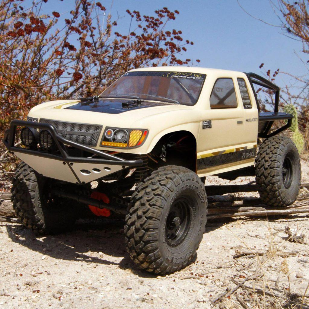 Axial SCX10 II 1:10 Scale Truck