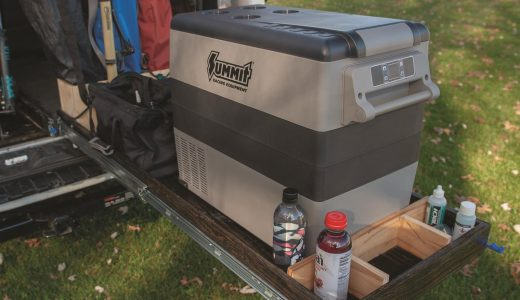 Parts Bin: Keep Food & Drinks Cold Anywhere You Go with Summit Racing Portable Fridge/Freezer Combos