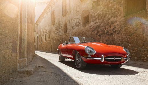 Yeaaah Baby! Happy 60th Birthday to the Jaguar E-Type