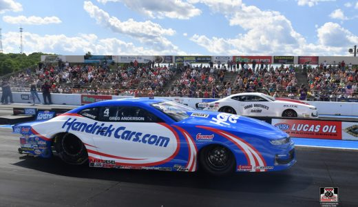 NHRA Wrap Up: Aaron Stanfield Grabs Second Career Pro Stock Win at New England Nationals