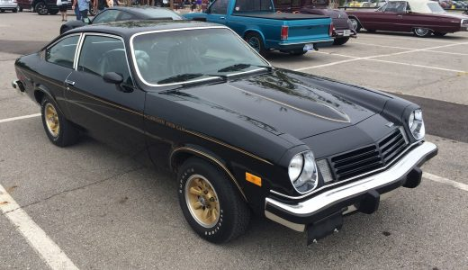 Behold the Cosworth Vega: A Chevy Subcompact with a Formula 1 Pedigree
