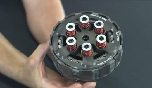 Video: How a Motorcycle Clutch Works